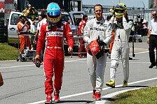 Formel 1 - Alonso vs. Schumacher