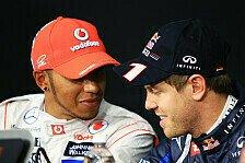 Formel 1 - Vettel hat Hamilton auf der Rechnung