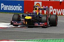 Formel 1 - Webbers Problem ist die letzte Schikane