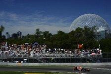 Formel 1 - Vettel von Vorsprung überrascht