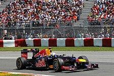 Formel 1 - Vettel: Saison bislang kein Weltuntergang