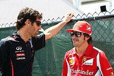 Formel 1 - Webber noch ohne Angebote von Ferrari