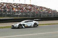 ADAC GT Masters - Dänisches Duo an der Spitze