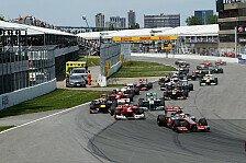 Formel 1 - RRA: FIA räumt Teams längere Zeit ein