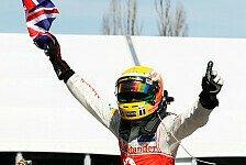 Formel 1 - Hamilton zweifelte nie an Siegchance