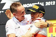 Formel 1 - Wird Hamilton McLaren zu teuer?