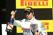 Formel 1 - Video - Perez spricht über P3 in Kanada