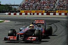 Formel 1 - Hamilton: Könnten den achten Sieger sehen