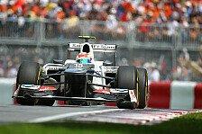 Formel 1 - Sauber preist den C31