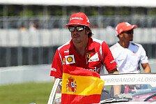 Formel 1 - Alonso bester Verdiener im Motorsport