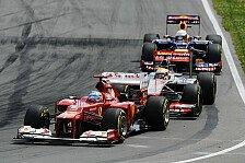 Formel 1 - Belgien GP: Die Teamvorschau
