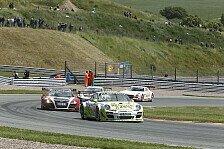 ADAC GT Masters - Sachsenring: Gemischte Gefühle bei Renauer