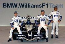 Formel 1 - Heidfeld, Webber & Pizzonia: Die Fahrer im Interview