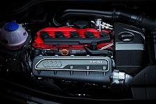 Auto - 2,5-Liter TFSI von Audi ausgezeichnet