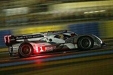 24h von Le Mans - Hybrid-Pole in Le Mans