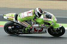 MotoGP - Barbera mit bester Qualifikation