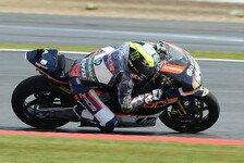 Moto2 - Espargaro schließt als Schnellster ab