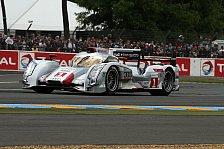 24h von Le Mans - Zwischenstand nach drei Stunden