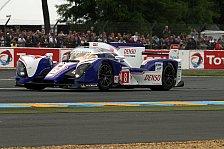 24h von Le Mans - Zwischenstand nach fünf Stunden