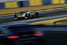 Mehr Sportwagen - Video - Rennsport in Slow Motion