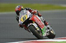 MotoGP - Bradl: Hätte schlimmer kommen können