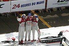 Mehr Motorsport - Neckarsulm empfängt Le-Mans-Sieger