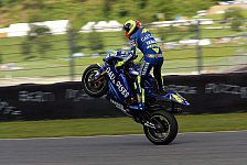 MotoGP - Fogarty: Rossi eine Klasse besser als der Rest
