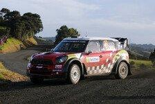 WRC - Sordo mit fehlerfreiem Tag