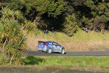 WRC - Latvala startet von hinten