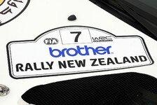 WRC - Rallye Neuseeland vor Rückkehr im Jahr 2016