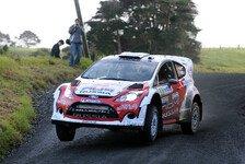 WRC - M-Sport-Piloten wollen sich beweisen