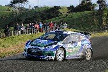 WRC - Ford: Spezielle Lackierung für Finnland