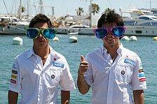 Formel 1 - Perez sieht Kobayashi 2014 wieder in der F1