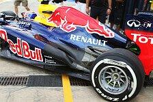 Formel 1 - Red Bulls neuer Unterboden als Augenöffner