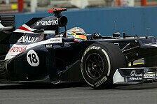 Formel 1 - Gillan: Die Reifen entscheiden