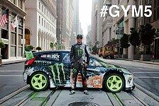 Auto - Ford Focus präsentiert Gymkhana 5-Video