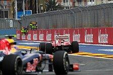 Formel 1 - Horner: Alonso ist der große Gegner