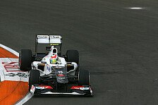 Formel 1 - Sauber: Perez greift zu hoch