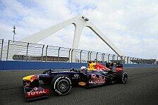Formel 1 - Vettel will Bestzeit nicht überbewerten