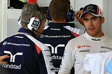 Formel 1 - Maldonado: Ich habe Fehler gemacht