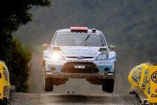 WRC - Stohl überzeugt beim WRC-Comeback
