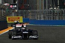 Formel 1 - Maldonado froh über Verständnis-Fortschritte