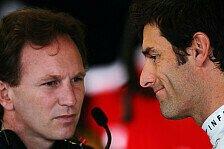 Formel 1 - Große Enttäuschung bei Red Bull