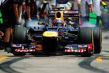 Formel 1 - Webber erwartet von P19 keine Wunder