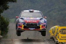 WRC - Zukunft nach Loeb: Citroen ohne Sorgen