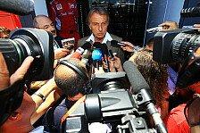 Formel 1 - Montezemolo: Party in Le Mans - Wüste in der F1