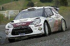 WRC - Citroen Racing: Von Investoren aus Katar gekauft?