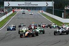 Formel 2 - Gonda debütiert in Ungarn