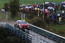 WRC - Sordo mit zwei Bestzeiten noch Sechster