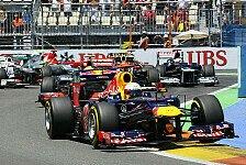 Formel 1 - Vettel: Es ist scheiße gelaufen